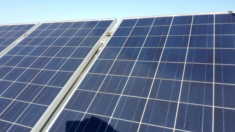 Фотоволтаични соларни централи