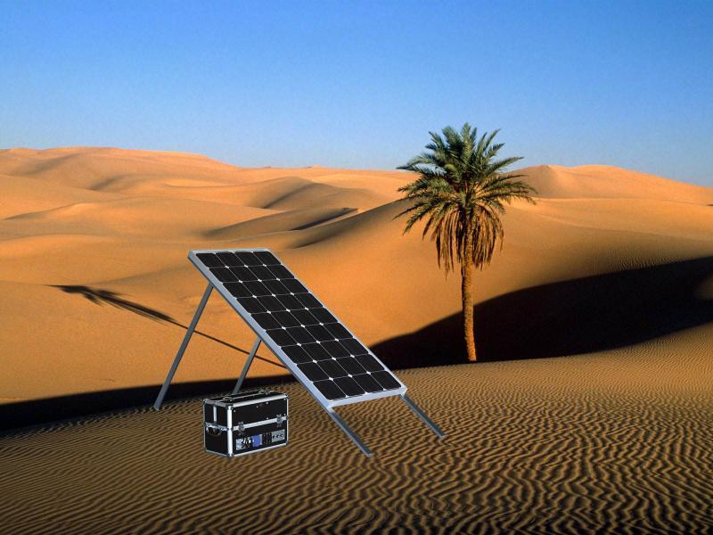 захранване с ток, системи за производство на ток