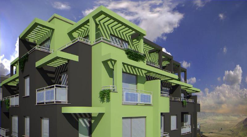 парапет, балкони, тераси