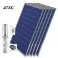 Соларна помпа за добив на вода 4TSC 4