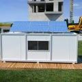 Фотоволтаична система за строителен контейнер 220 V AC 2