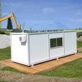Фотоволтаична система за строителен контейнер 220 V AC 4