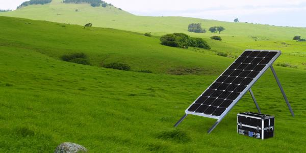 Portable pv systems