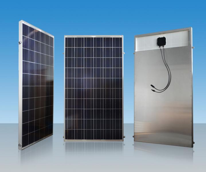 Хибриден соларен модул 250 Wp