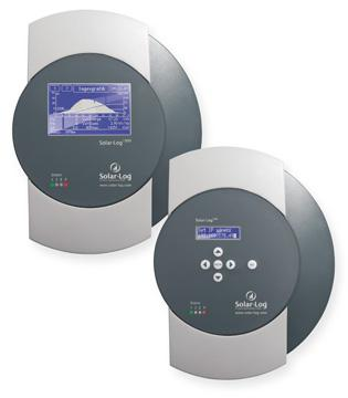 Solar-Log1000 and Solar-Log500
