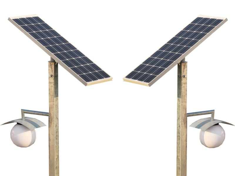 Фотоволтаични лампи