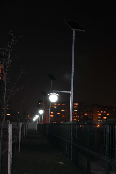 Фотоволтаична лампа 2