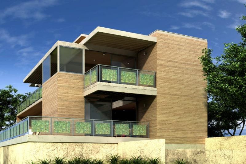архитектура, пасивни сгради