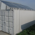 Галерия фотоволтаичен хладилен склад