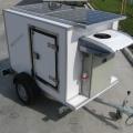 Хладилна камера - фотоволтаична 2.3 m³