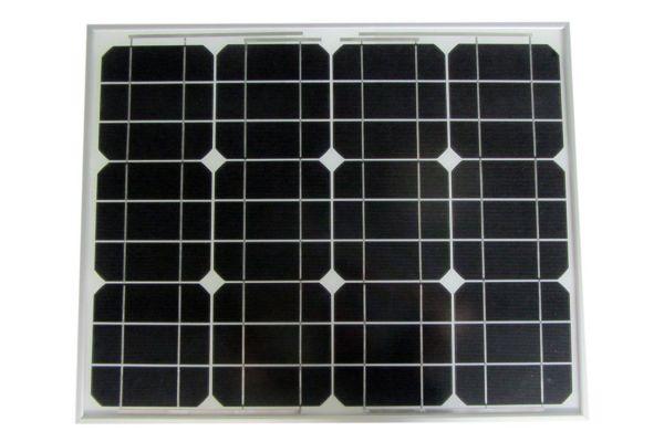 Polycrystalline photovoltaic module 50 Wp