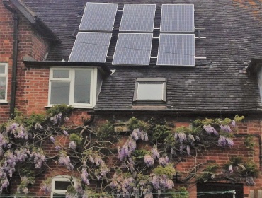 Solar Home Farm, withybrook, Warwickshire, UK